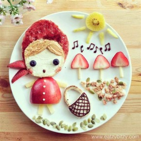 Menjar que explica històries a cada plat