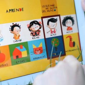 El que més m'agrada del món: una app, un llibre i un cd per explorar la diversitat