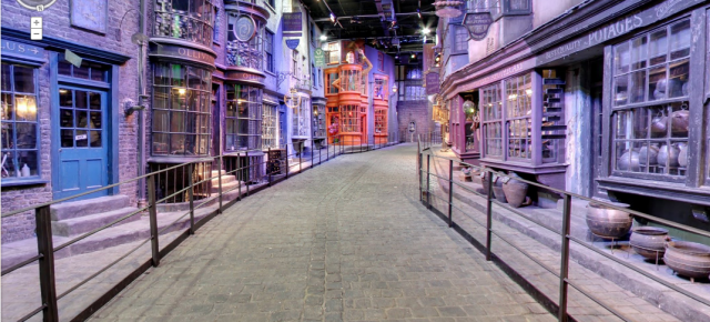 Visita el món de Harry Potter a través de Google Maps Street View