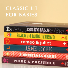 BabyLit: clàssics de la literatura per a bebés