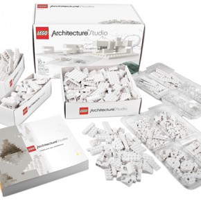 Un joc de LEGO sense instruccions per a futurs arquitectes