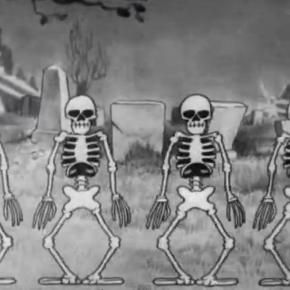 El ball dels esquelets: dibuixos animats del 1929