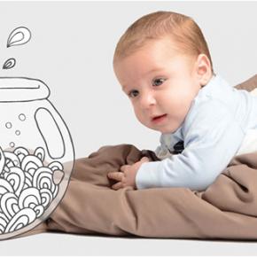 Baby Bites: saquets per a bebé fets a mà i més