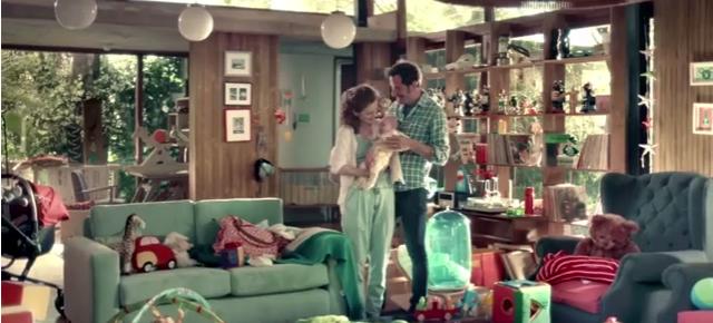 L'experiència de tenir fills segons la publicitat: 2 exemples realistes