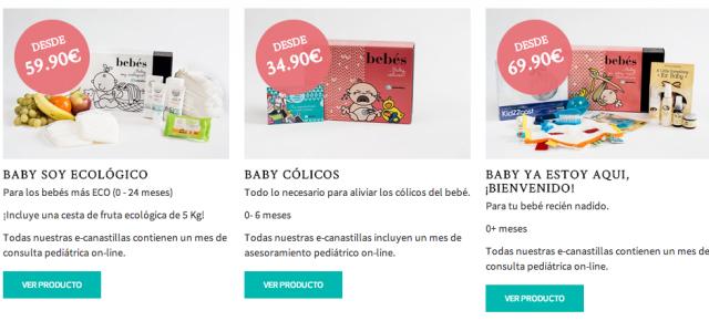 """Les """"baby box"""": 4 caixes regal i subscripcions per a mares i nadons"""