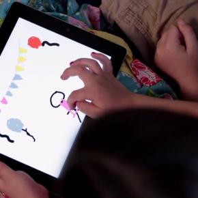 Captura els dibuixos dels més petits amb Sago Mini Doodlecast