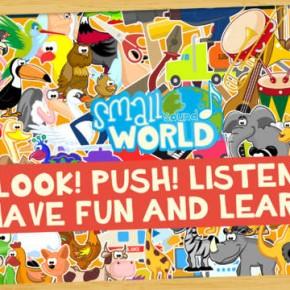 SmallWorld Sounds: la primera app per jugar junts amb l'iPad