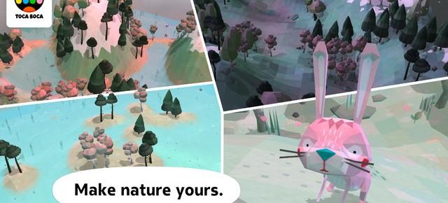 Toca Nature: creem móns virtuals junts