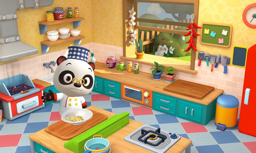 apps de cuina per nens
