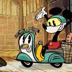 Torna el Mickey Mouse més clàssic però renovat
