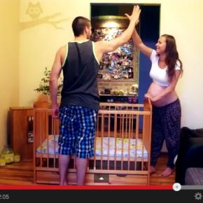 """Un embaràs en """"stop motion"""""""