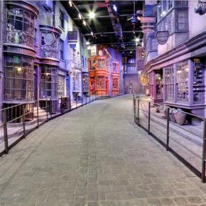 Visita el món de Harry Potter a través de Google Maps Street View