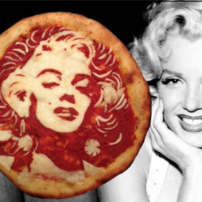 Fer art amb pizzes