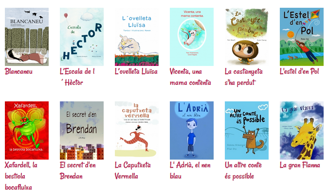 Nice Tales: l'experiència del llibre infantil en versió digital
