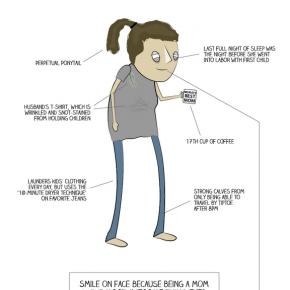 Humor: com identificar mares i pares de nens petits