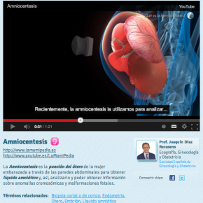La Mamipedia: una enciclopèdia audiovisual sobre l'embaràs, la maternitat i la cura dels nadons