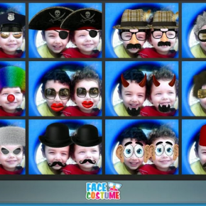 Un carnaval virtual a la revista Barça Kids