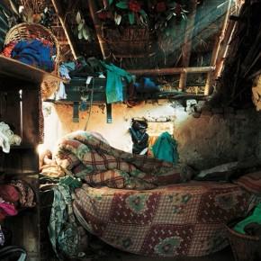 On dormen els nens d'arreu del món (fotografia)