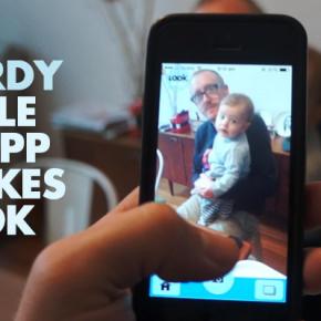 Look Birdy: mira a la càmera! L'app definitiva per fer fotos als nens