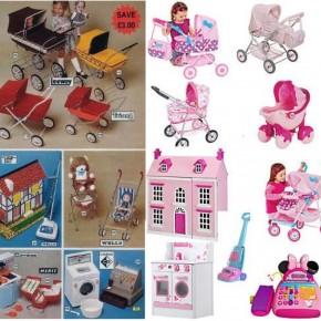 Ha augmentat el sexisme a les joguines?