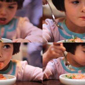 Nens i nenes que fan de crítics gastronòmics