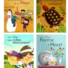 Auca Digital: contes digitals que s'adapten a tu per aprendre a llegir