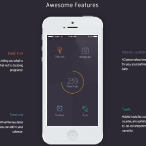 """""""Who's your daddy"""": una app d'embaràs per a pares novells"""