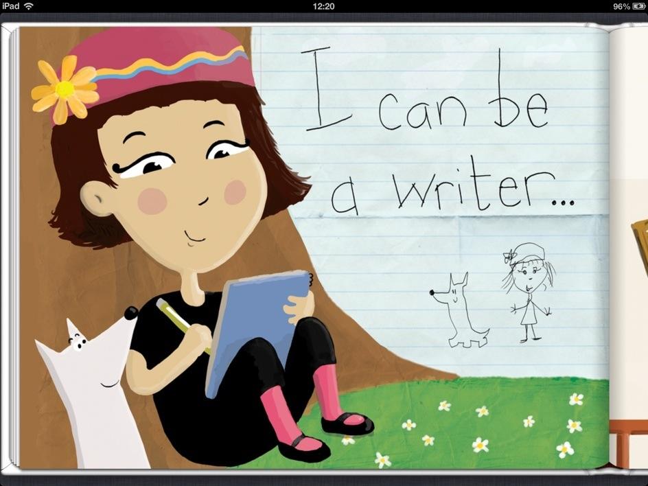 Crea els teus propis llibres digitals amb Book Creator