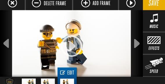 LEGO Movie Maker: fem pel·lícules d'animació!