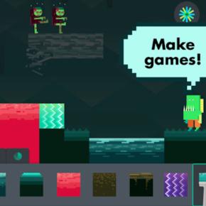 Crea el teus propis jocs d'arcade amb el teu iPad